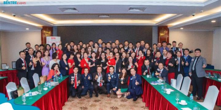 Công ty tổ chức hội nghị khách hàng tại Bến Tre