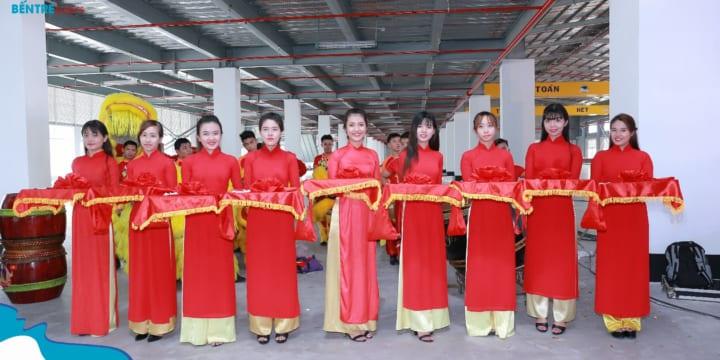 Công ty tổ chức sự kiện lễ khánh thành giá rẻ tại Bến Tre